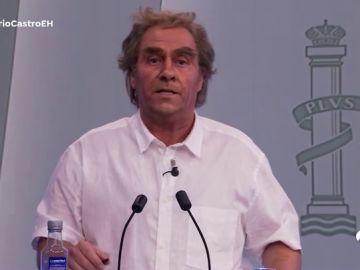 """La inesperada visita de 'Fernando Simón' a 'El Hormiguero 3.0': """"He dicho que no a hacer las campanadas con Cristina Pedroche"""""""