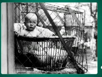 'Zapeando' analiza cómo se criaba en el pasado a los bebés