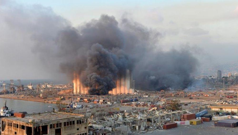 Explosión en Beirut: qué es el nitrato de amonio y por qué habría provocado las deflagraciones en Líbano