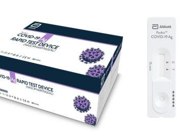 Asi son los test rapidos de antigenos idoneos para sintomaticos y en entornos con mucha transmision