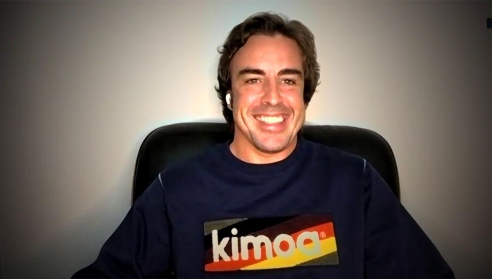 El Hormiguero 3.0: Fernando Alonso (22-08-20)