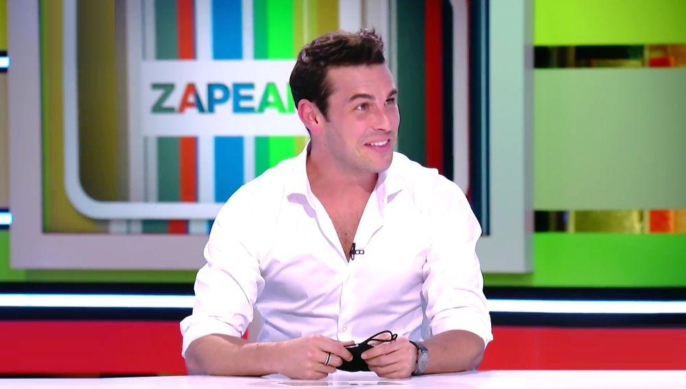 """Mario Casas revela las primeras pistas sobre su regreso a 'Los hombres de Paco': """"Tengo muchas ganas"""""""