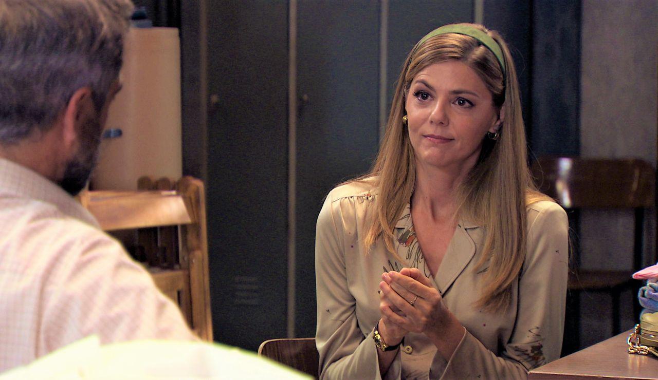 Maica confiesa a Gorka su secreto mejor guardado y remueve su pasado con él