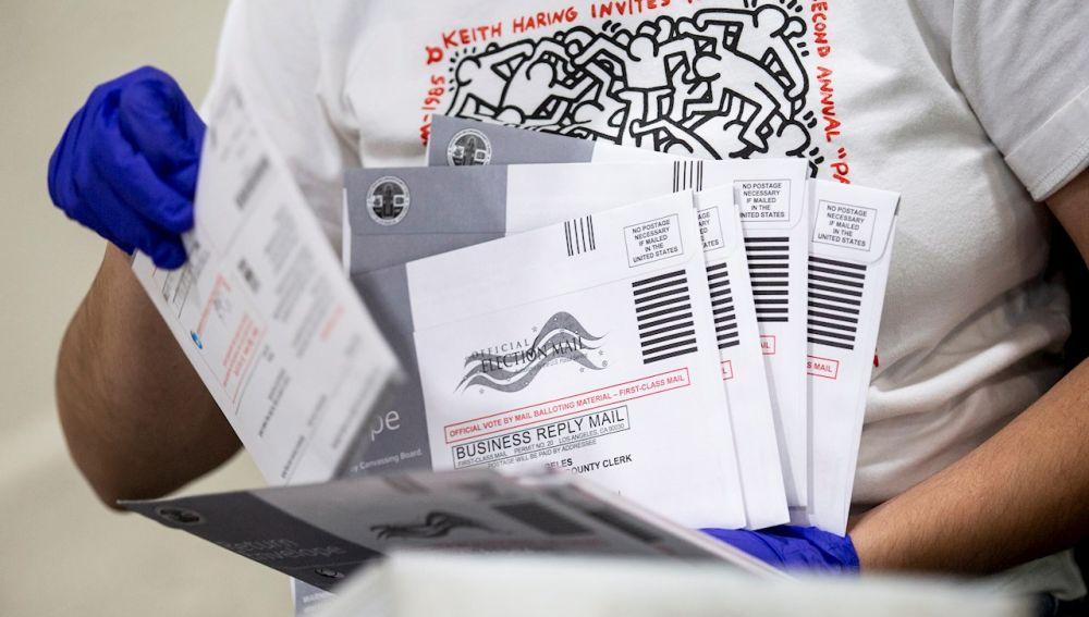 Elecciones EEUU: Votaciones, encuestas, resultados y última hora de Trump y Biden