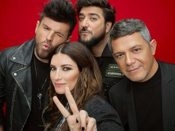 Resumen de equipos: Descubre a los ocho semifinalistas y el primer repescado de la historia de 'La Voz'