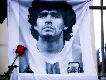 Último adiós a Diego Armando Maradona