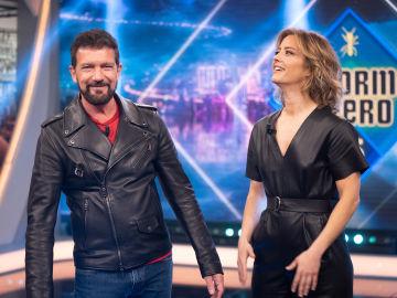Disfruta de la entrevista completa de Antonio Banderas y María Casado en 'El Hormiguero 3.0'