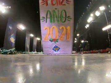 El impresionante efecto mariposa de la Navidad para decir adiós al 2020 en 'El Hormiguero 3.0'
