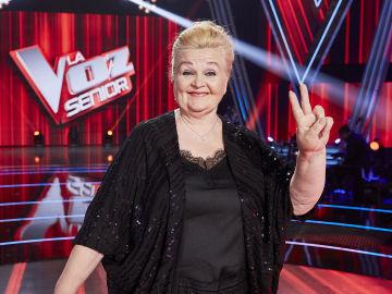 La trayectoria de Naida Abanovich, la ganadora de la segunda edición de 'La Voz Senior'