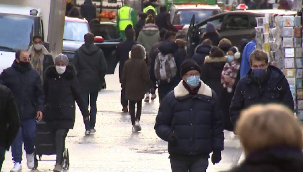 Las muertes por coronavirus superan los 2 millones en todo el mundo