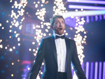 Pablo Motos  sorprende con su voz interpretando 'Nessun Dorma' en 'El Desafío'