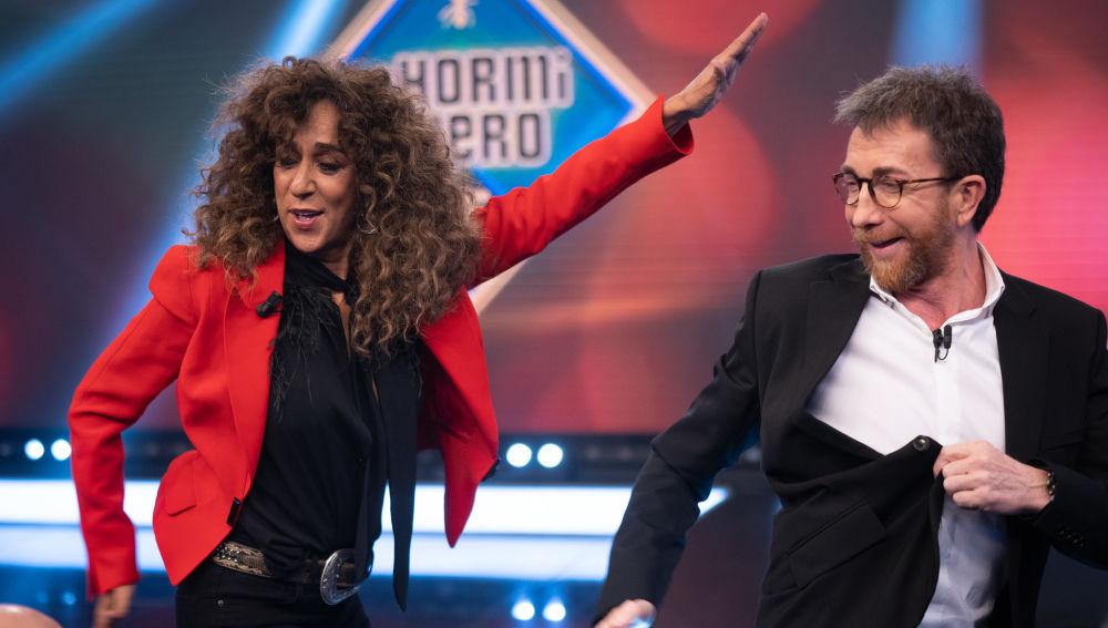 Rosario se convierte en invitada Platino de 'El Hormiguero 3.0': ¡Así han sido todas sus visitas!