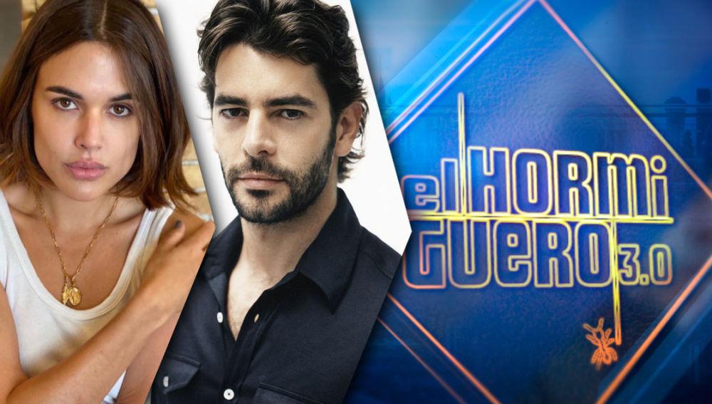 El miércoles visitan 'El Hormiguero 3.0' los actores Adriana Ugarte y Eduardo Noriega