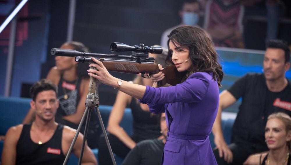 Pilar Rubio en El Desafío