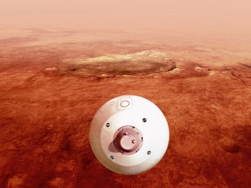 El Perseverance de la NASA llega a Marte: así será el aterrizaje