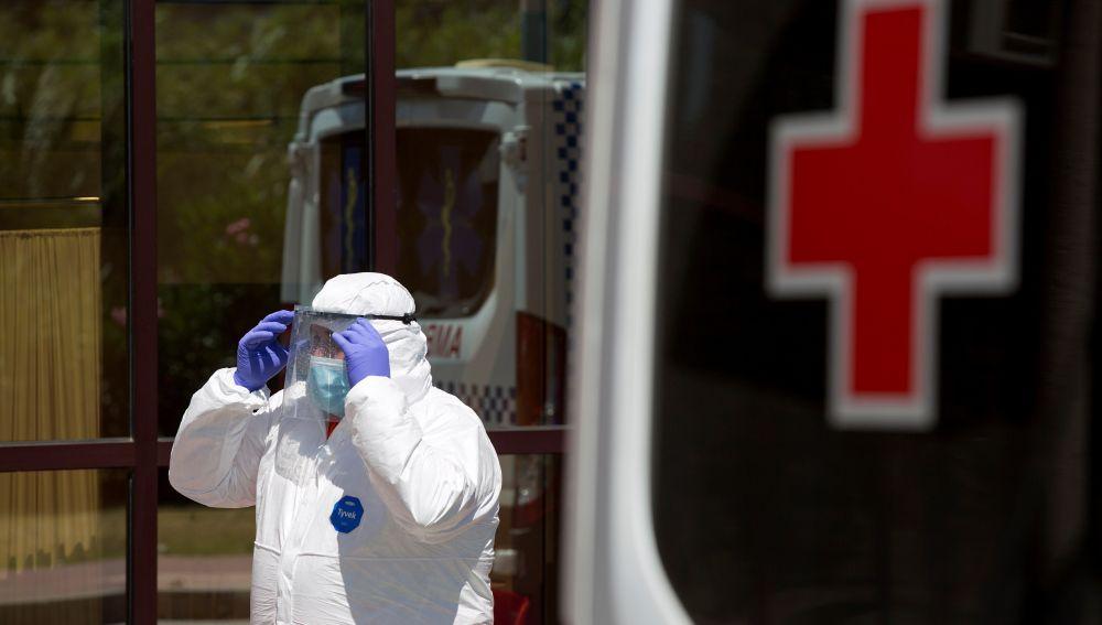 Repunta la presión hospitalaria en Francia