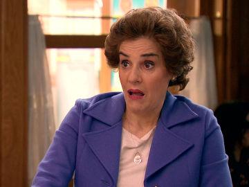 Benigna, atónita al descubrir el mayor secreto de Doña Visi: su pasado