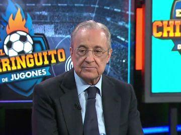 Las pistas de Florentino Pérez sobre la renovación de Sergio Ramos, el fichaje de Mbappé o la vuelta de Cristiano