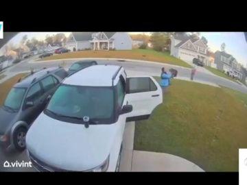 Una mujer es atacada por un lince en la puerta de su casa en Carolina del Norte