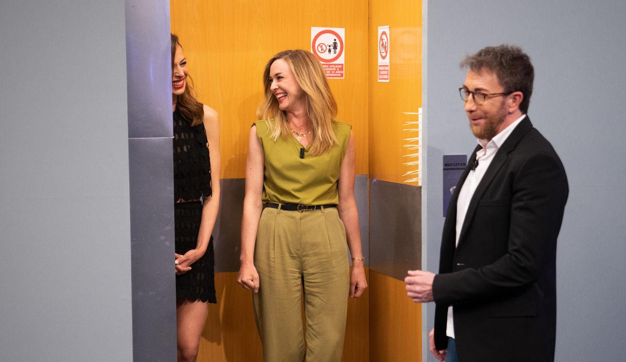 ¿Cómo evitar tocar los botones en el ascensor? La 'IdeHaza' fácil, económica e higiénica de Marta Hazas