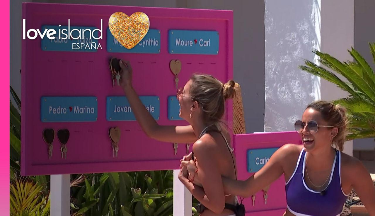 Love Island España - Los isleños luchan por una noche en la suite: ¿dónde están las llaves?