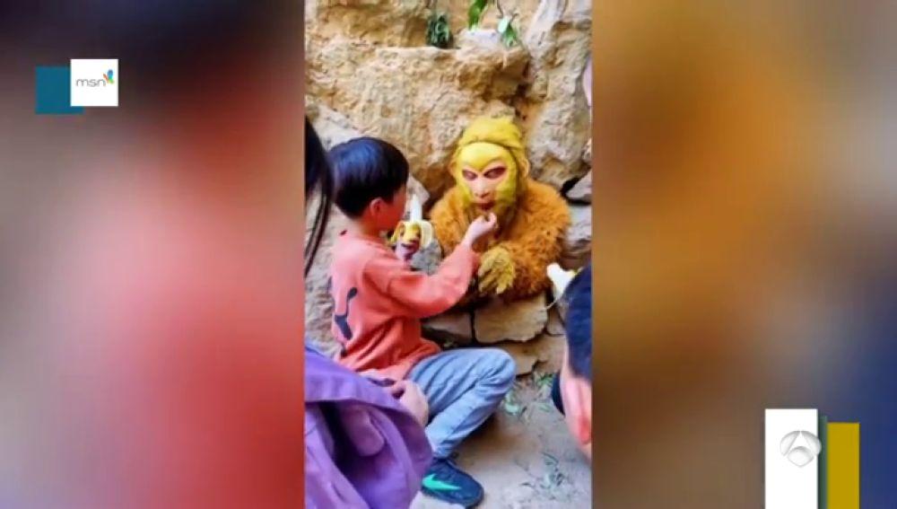 El mejor trabajo del mundo según los comentarios en las redes sociales chinas