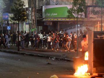 A los bombardeos se suman los linchamientos en ciudades mixtas de Israel entre árabes y judíos