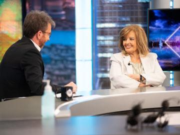 """María Teresa Campos se sincera sobre sus sentimientos: """"No voy a estar el resto de mi vida hablando de ese ser"""""""