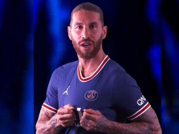 Oficial: Sergio Ramos, nuevo jugador del PSG hasta el 2023
