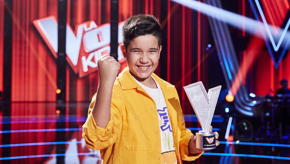 Las mejores actuaciones de Levi Díaz, ganador de 'La Voz Kids 2021'