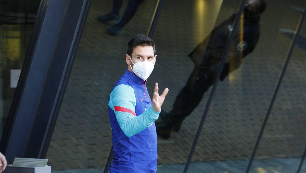 Horario y dónde ver la comparecencia de Leo Messi tras su no continuidad en el Barcelona