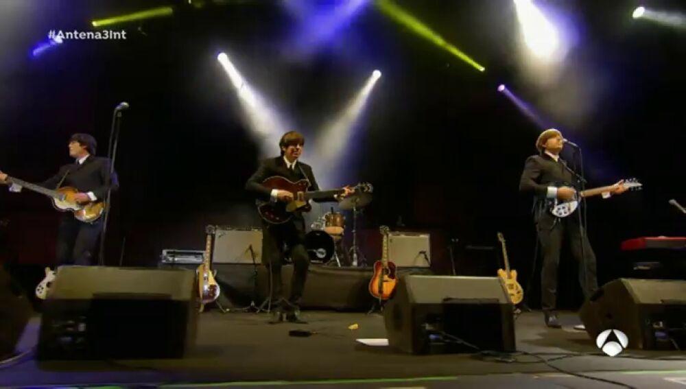'The Bootleg Beatles', 30 años recorriendo el mundo con un tributo lleno de magia