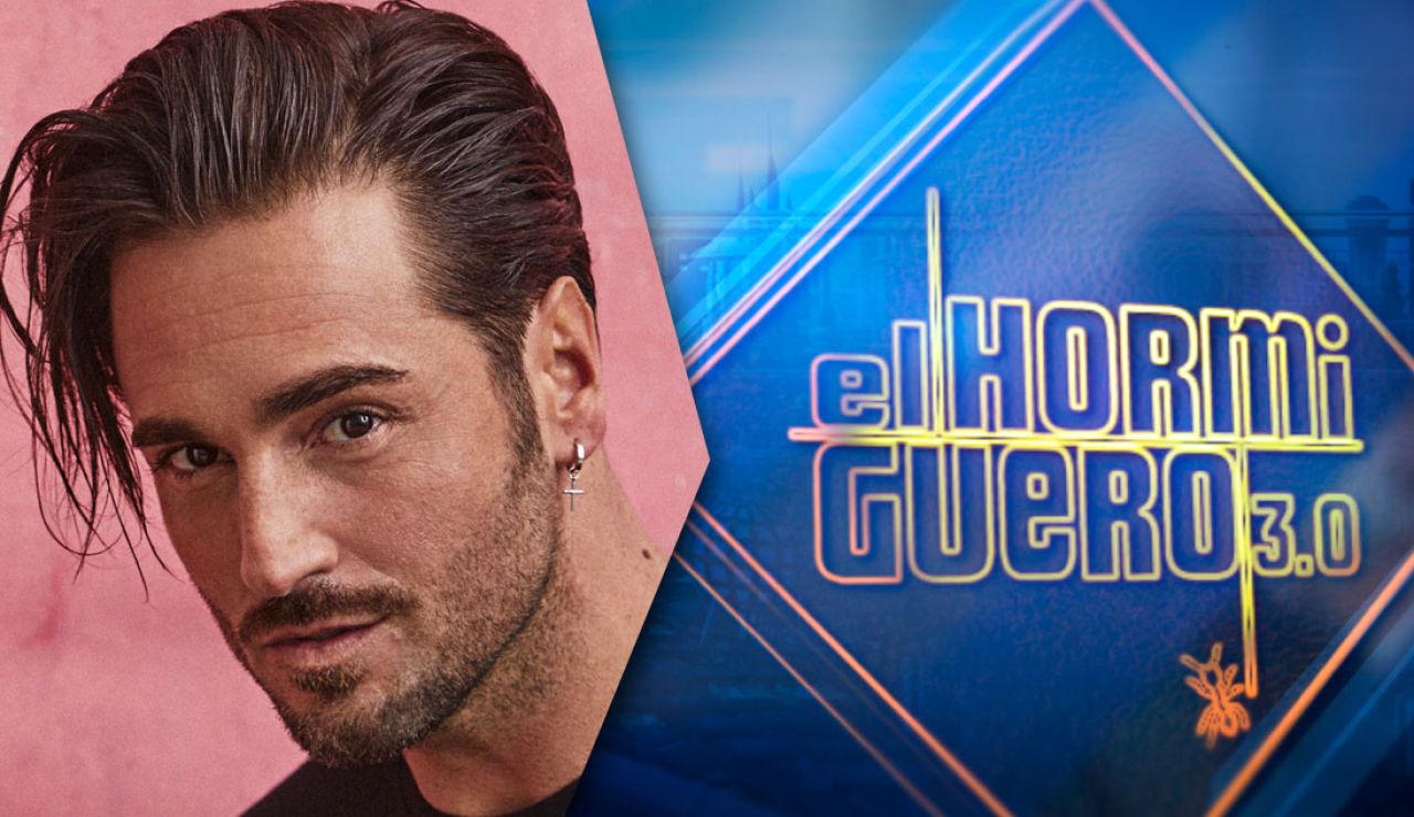 David Bustamante se divertirá en 'El Hormiguero 3.0' el lunes 18 de octubre